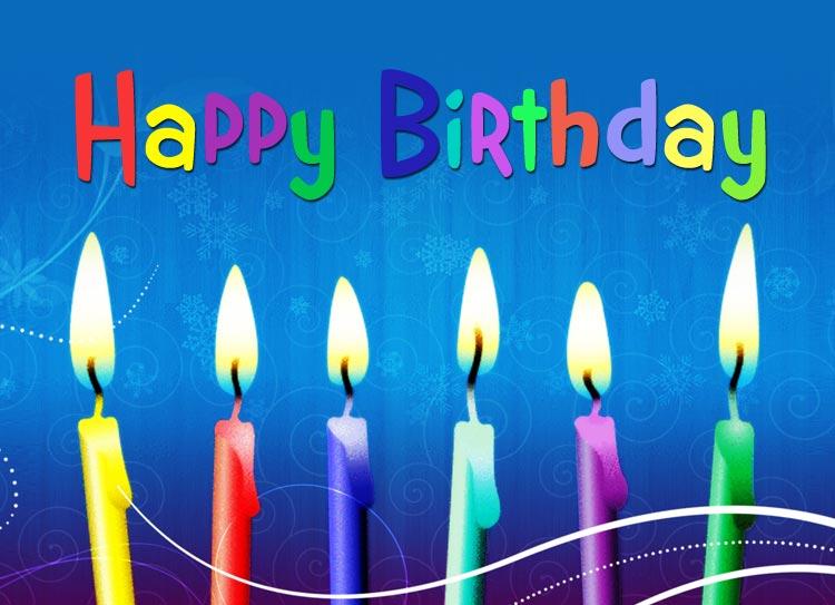 Free Birthday Stationary ~ Birthday email stationery stationary : magical birthday candles