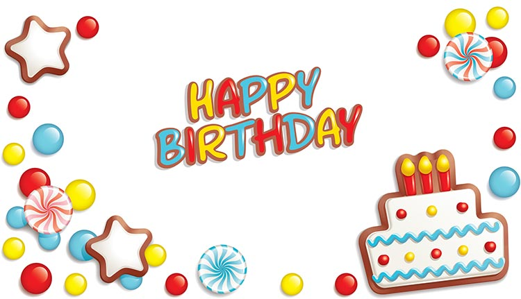 Birthday Cake Images For Email : Birthday email stationery (stationary): Happy Birthday ...