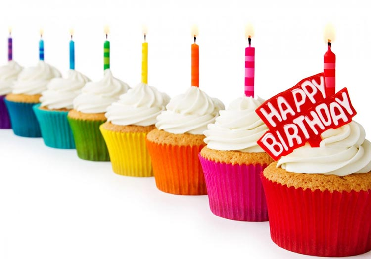 Birthday Cake Images For Email : Birthday email stationery (stationary): Happy Birthday Cup ...