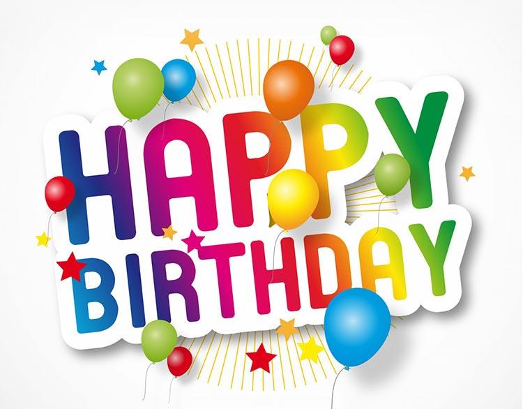 Preview birthday email stationery stationary happy birthday sticker balloons