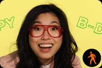 Happy Birthday Pop By Awkwafina Background