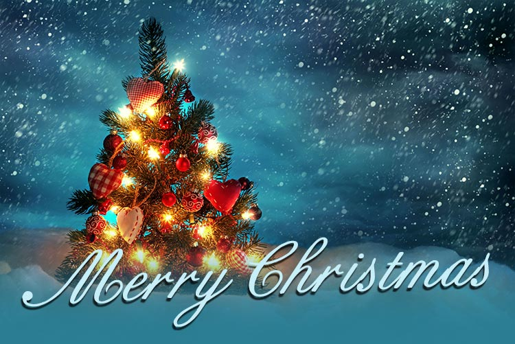 Christmas Email Stationery Stationary Pretty Tree