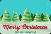Wish Merry Christmas To Everyone Background
