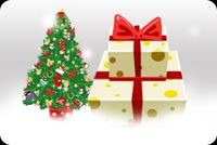 Christmas Wishes For All Background