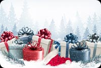 Special Christmas Gifts Background