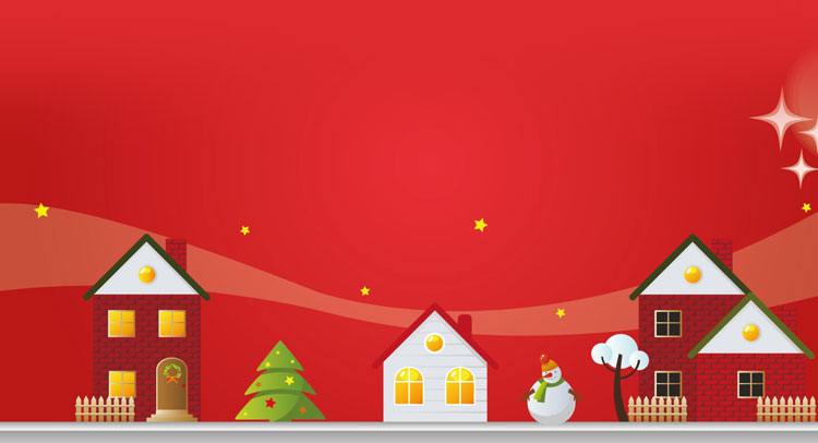 christmas email stationery  stationary   silent night