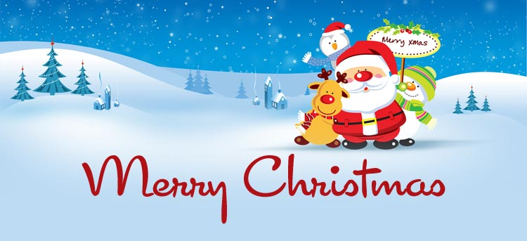 Preview Christmas Email Stationery (Stationary): Cute Santa Claus ...