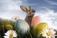 Easter Joys Background