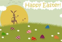 Easter email backgrounds. Easter Wishes For You