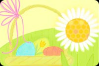 Easter email backgrounds. Lovely Springtime