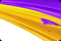 Purple Yellow Watercolor Paint Background