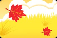 Fall autumn email backgrounds. Fall Has Finally Arrived