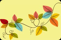 Fall autumn email backgrounds. Endless Happiness This Autumn!