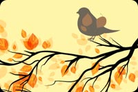 Fall autumn email backgrounds. Happy Autumn My Friend!