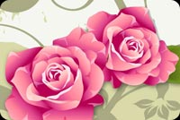 Flowers email backgrounds. Beautiful Roses