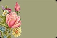 Bouquet Flower Background