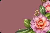 Garden Roses Background