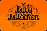 Halloween Wishes Background