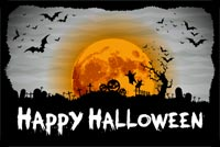 Have A Wonderful Halloween! Background