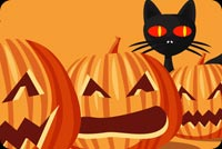 Boo! Happy Halloween To You Background