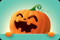 Halloween email backgrounds. Have A Terrific Halloween