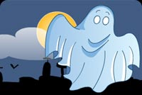 Boo! Happy Halloween To You! Background