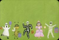 Halloween Costume Party Background