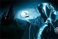 The Grim Reaper Background