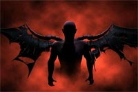 Dark Angel Background