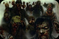 The Walking Dead Zombies Background