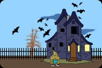Haunting Halloween Wishes! Background