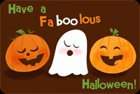 Halloween email backgrounds. Have A Faboolous Halloween