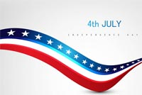July 4th email backgrounds. Independence Day Celebrations