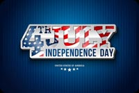 Independence Day Of The Usa Background