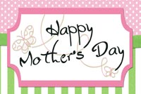 Special Wishes For Mother's Day Background