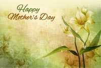 Mother's Day Greetings Background