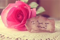 Mothers day email backgrounds. I Love You Very Much, Mom!