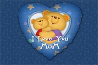 I Love You Mom Background