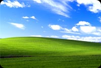 Windows Xp Bliss Wallpaper Background