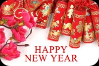 New year email backgrounds. Chinese New Year Wishes