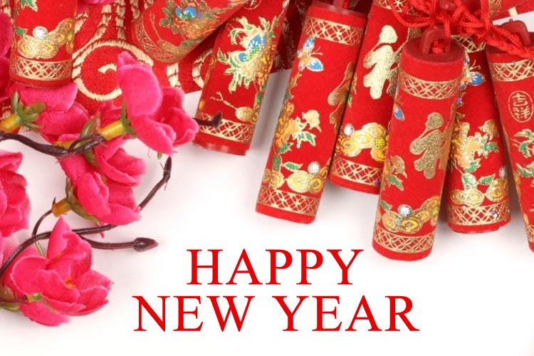 new year email stationery stationary chinese new year wishes