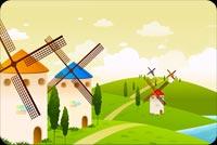Winmill Art Background