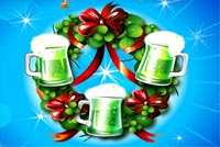 Lucky Wreaths Background