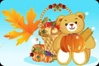 Thanksgiving email backgrounds. Special Thanksgiving Wishes