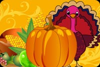 Have A Happy Turkey Day Background