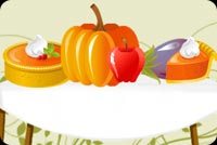 Thanksgiving email backgrounds. A Warm Thanksgiving Treat