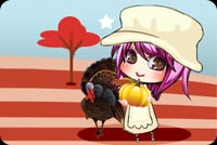 Wish You A Happy Thanksgiving Background