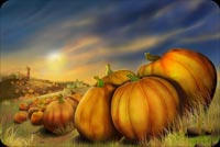 Thanksgiving Greetings Background