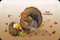 Thanksgiving email backgrounds. Happy Turkey Day