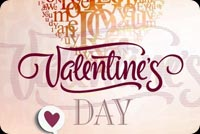 Valentines day email backgrounds. Warm And Loving Valentine's Day Wish